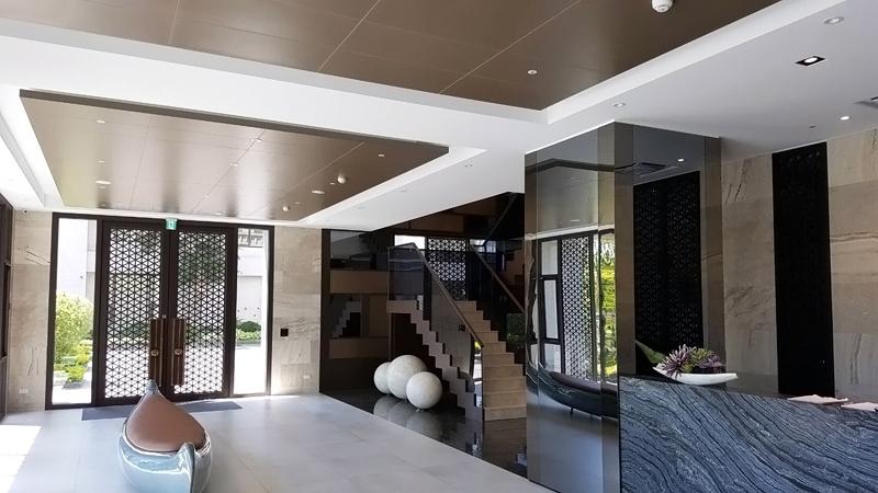 雅主题楼廊设计